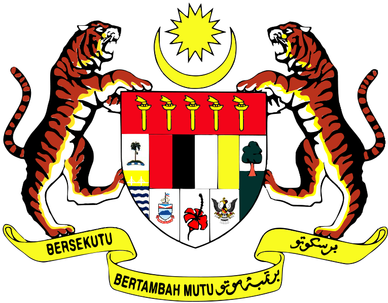 765px Coat of arms of Malaysiasvg